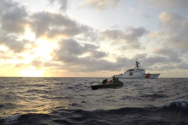 PHOTOS: U.S. Coast Guard unloads 36,000 pounds on cocaine in San Diego