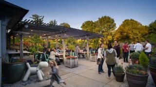 PHOTOS: Indianapolis Museum of Art Beer Garden