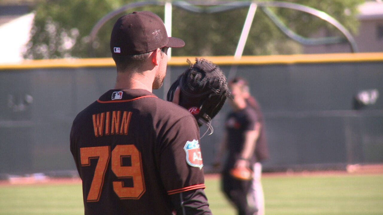 Will Matt Winn's fourth time be the charm with the Squirrels?