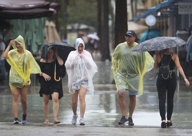 Photos: Deadly Gordon brings drenching rains to Gulf Coast