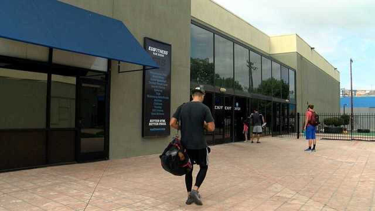 San Diego gym fundraising for shooting victims