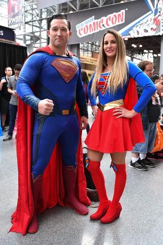 Photos: New York Comic Con's best cosplayers