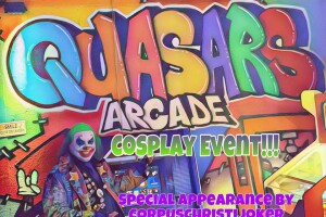 Quasars arcade - Cosplay event! Saturday the 14th.jpg
