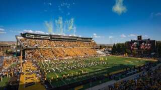 Wyoming Cowboys add three afternoon kick times