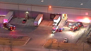 Man dead in conveyor belt accident at UPS facility in Kansas City