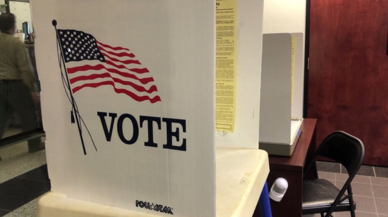 Voting Booth