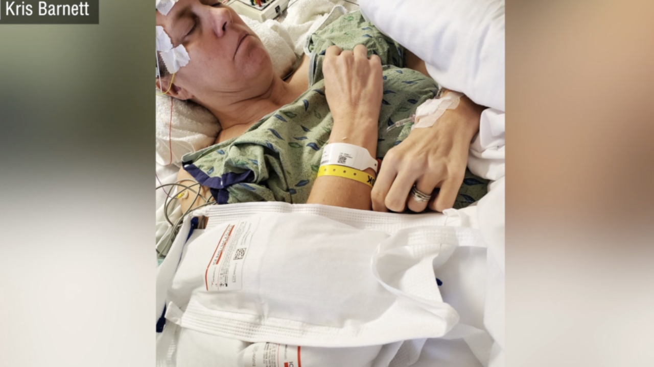 Phoenix family desperate for answers after loved one develops 'mystery illness'