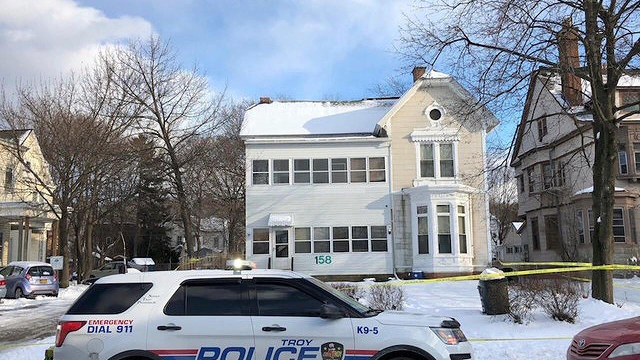 Two children among 4 bodies found in upstate New York basement
