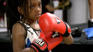 Boxing helps 10-year-old in Florida living with autism, ADHD stay focused
