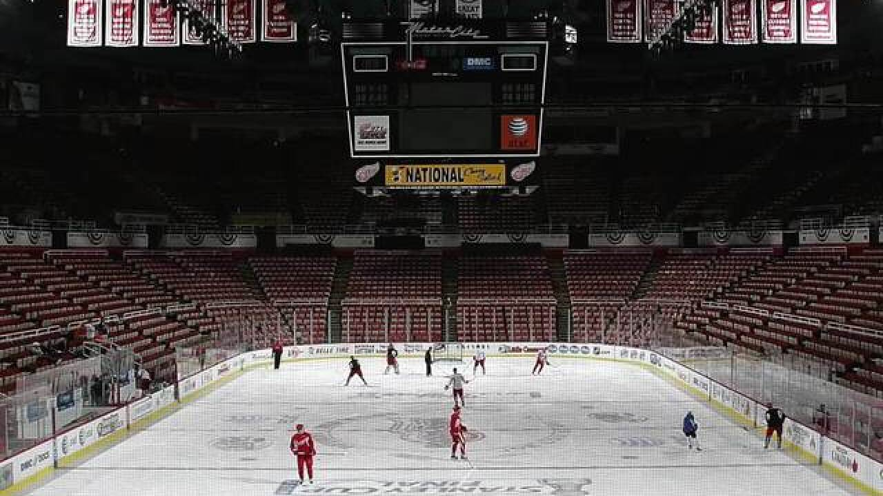 Big changes proposed for former Joe Louis Arena