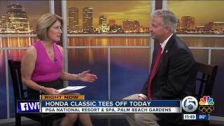 Honda Classic tees off Thursday