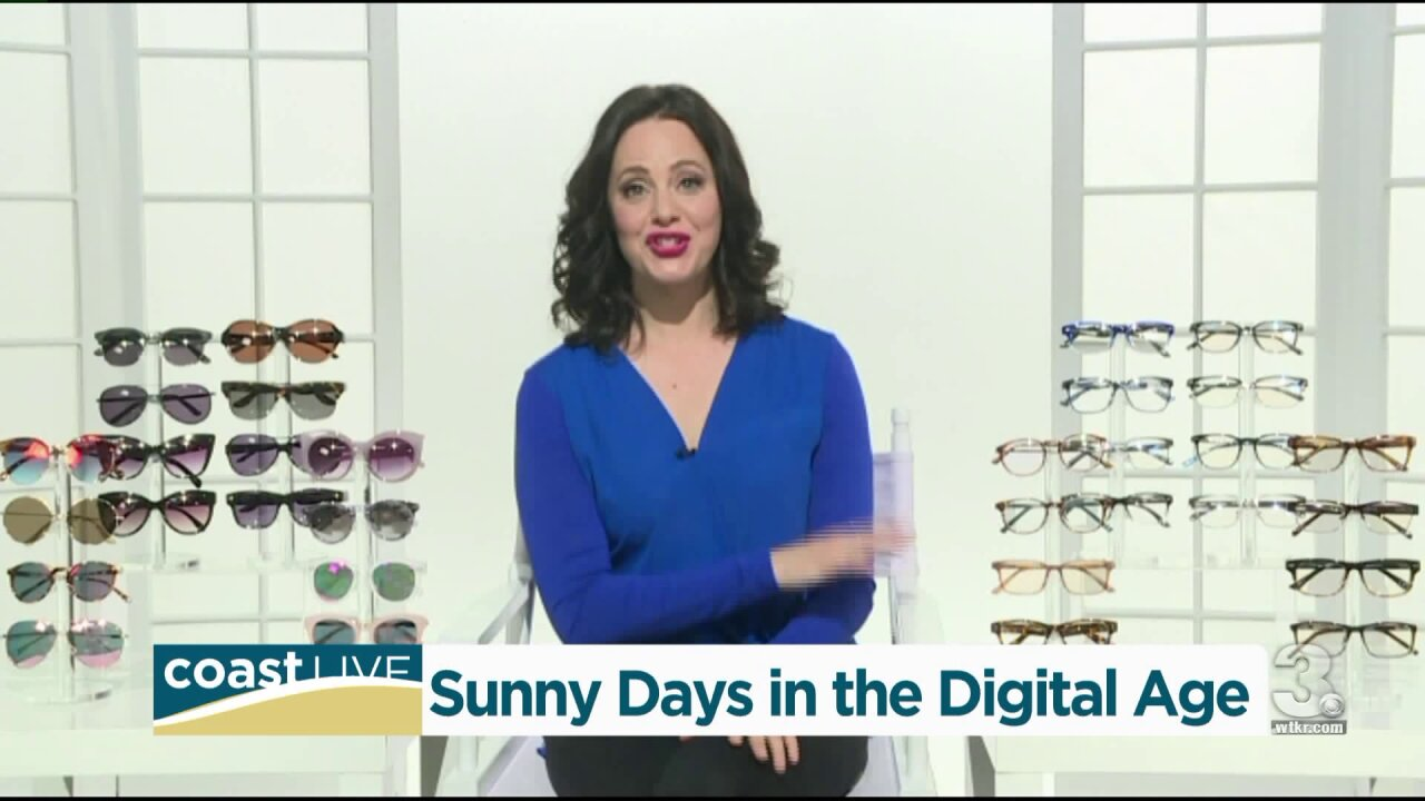 Focusing on eye health with glasses and shades to keep you safe on CoastLive