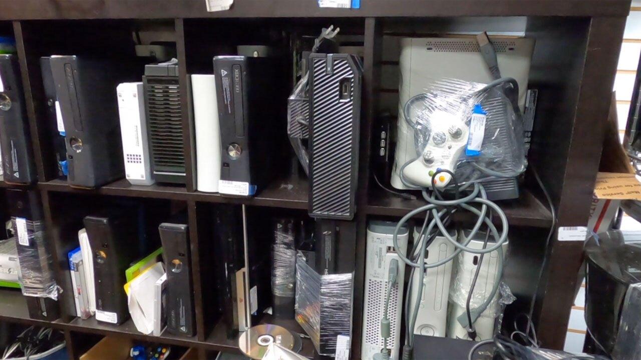 Pawnshop Electronics