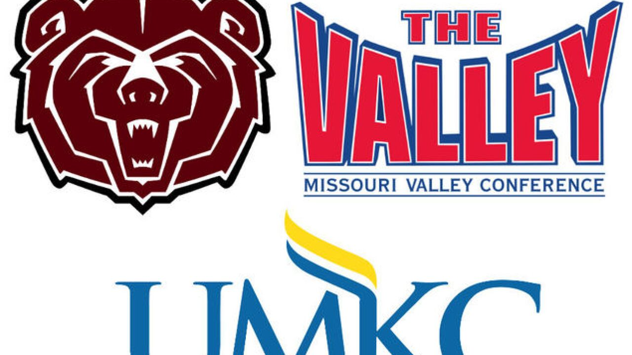 KMCI-TV and Bounce to broadcast Missouri State, UMKC and Missouri Valley Conference basketball