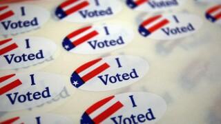 voters vote voting voted