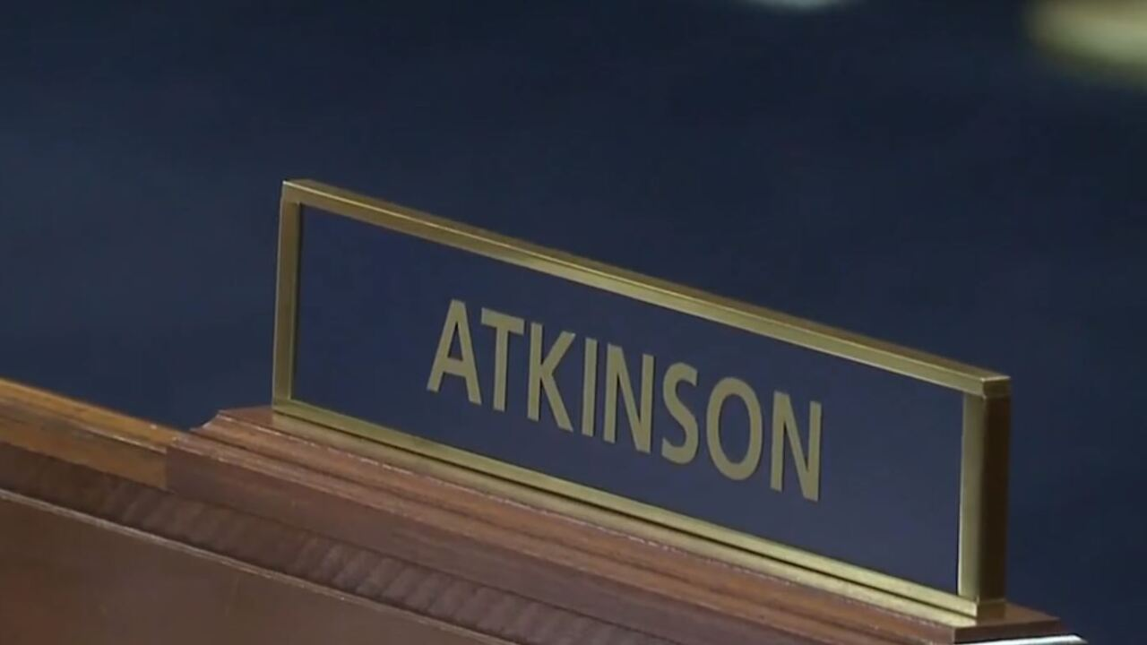 Former State Senator and Senate Democratic Leader Kelvin Atkinson