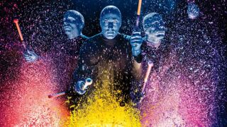 blue man group.JPG