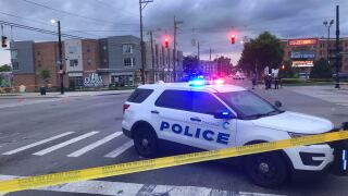 Avondale shooting at Forest and Reading