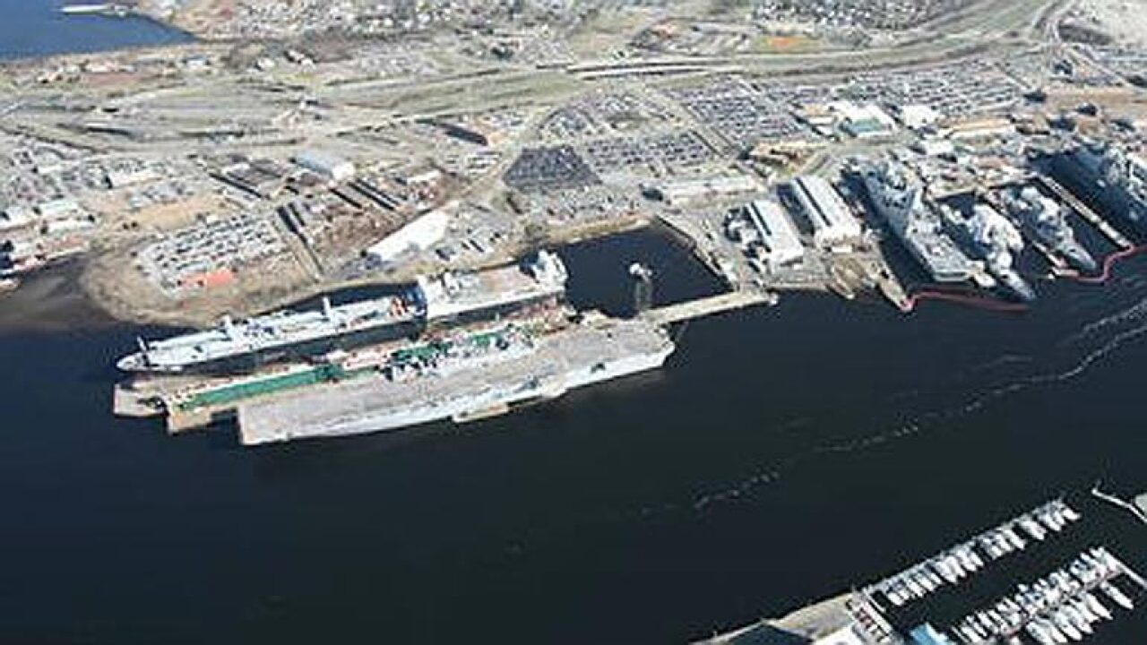 BAE Systems lays off 160 at Norfolk shipyard; fewer jobs cut thanexpected