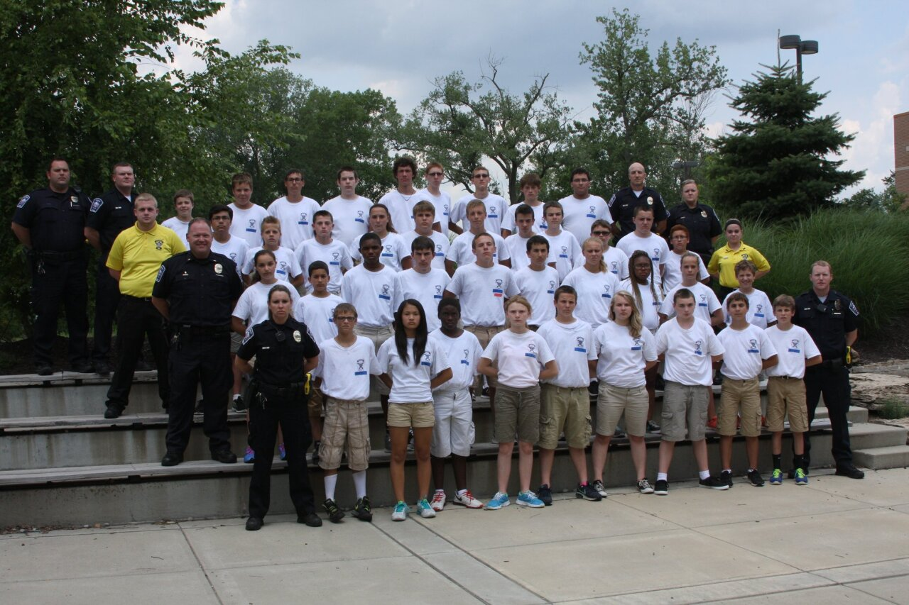 Fishers PD Teen Academy