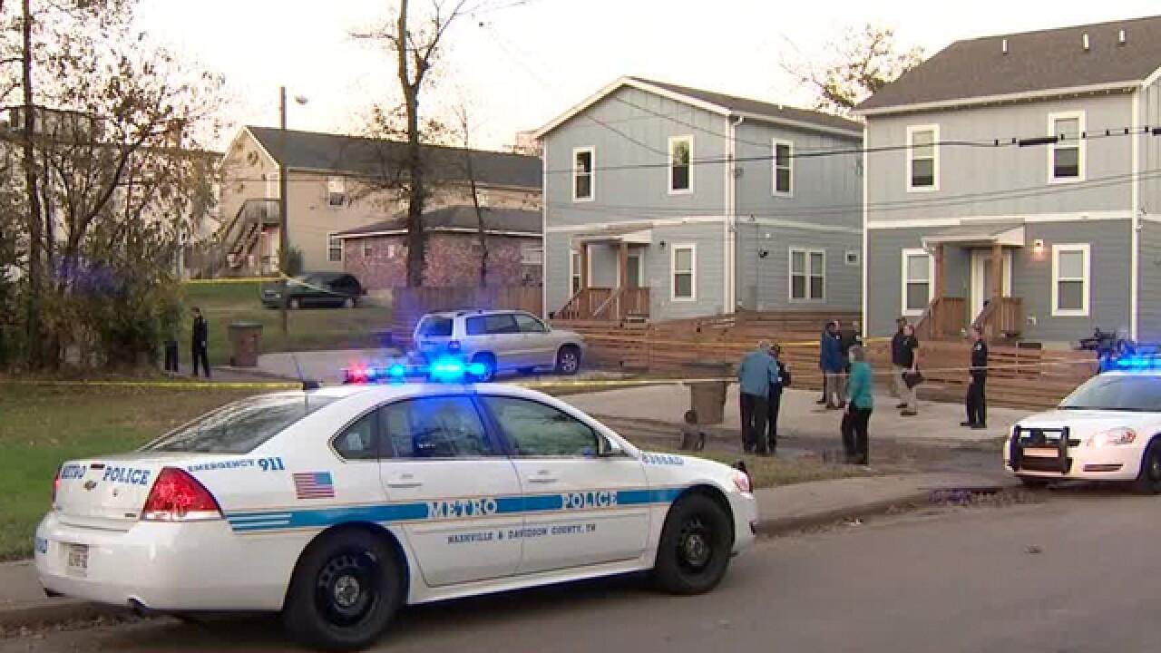74-Year-Old Shot, Killed Outside Nashville Home