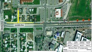 Lyndale Avenue partial closure this weekend