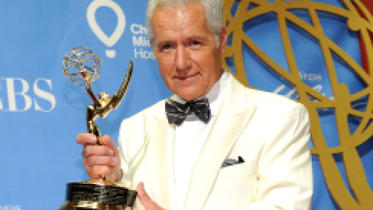 Alex Trebek suffers heart attack