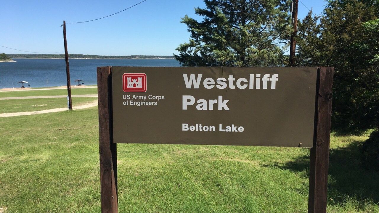 More of Belton Lake parks open Friday