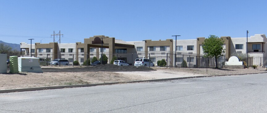 Benson shelter for unaccompanied minors
