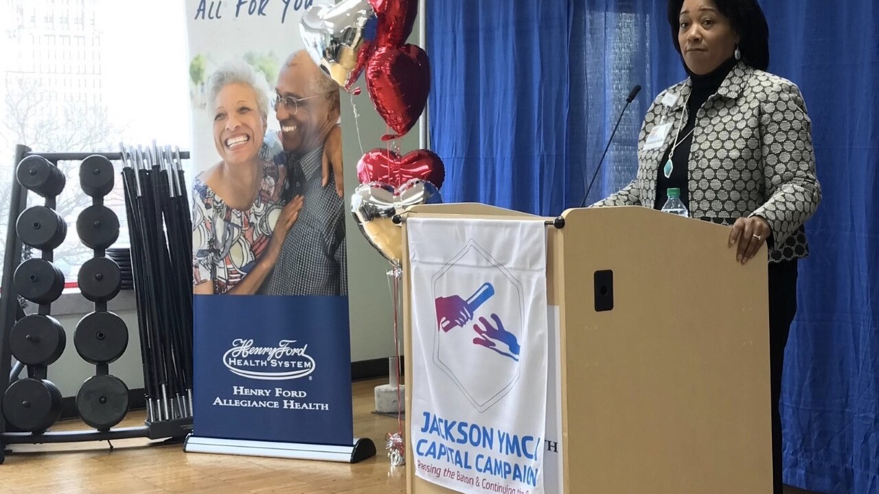 Henry Ford Allegiance Health Contributes $1 Million to Jackson YMCA Capital Campaign