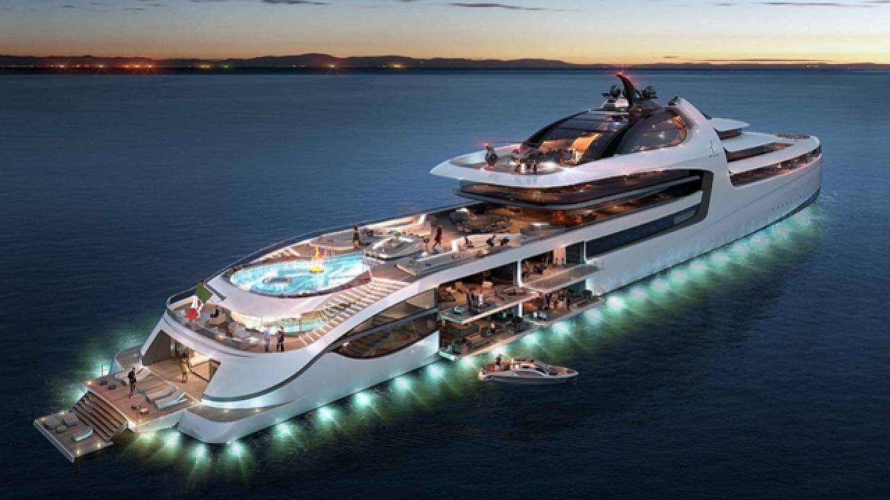 The World S Most Expensive Yachts