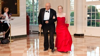 Guests Arrive For White House State Dinner For UK Prime Minister Cameron