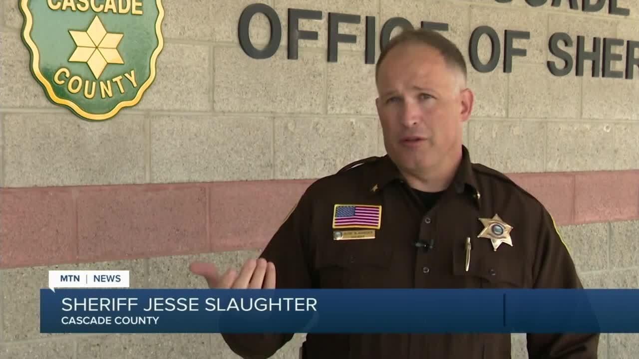 Sheriff Jesse Slaughter