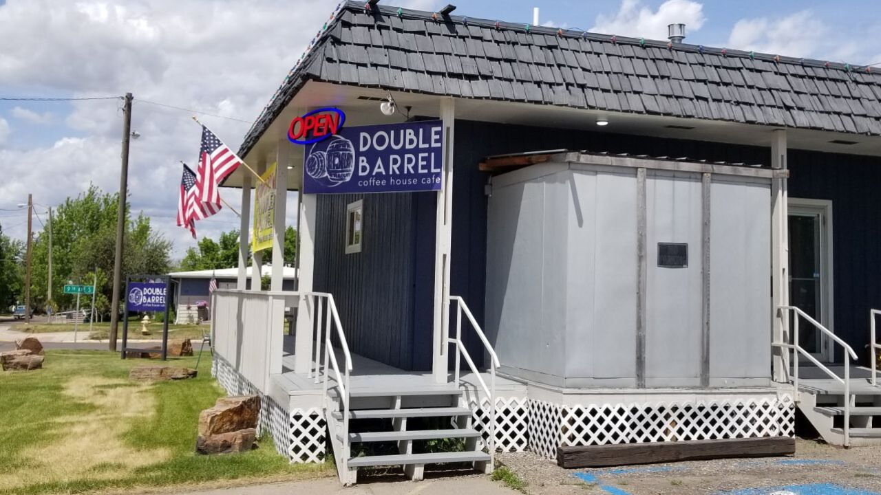Double Barrel Coffee House Cafe