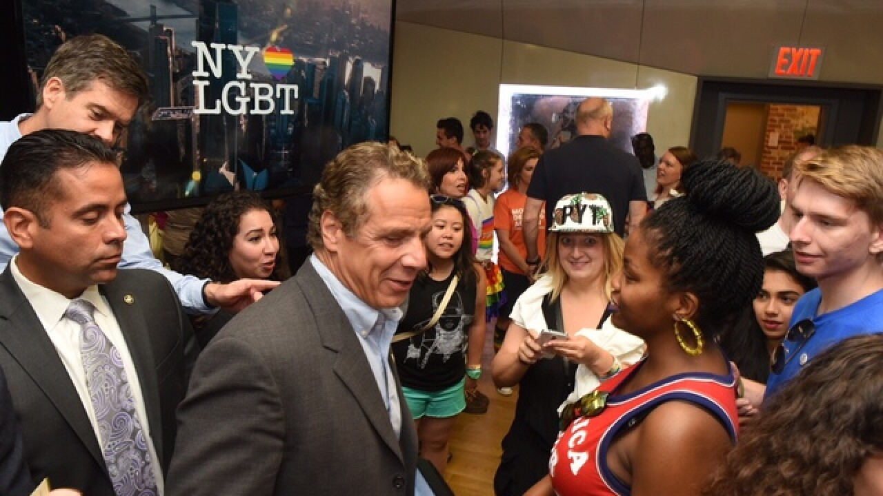 Cuomo launches new LGBT memorial commission