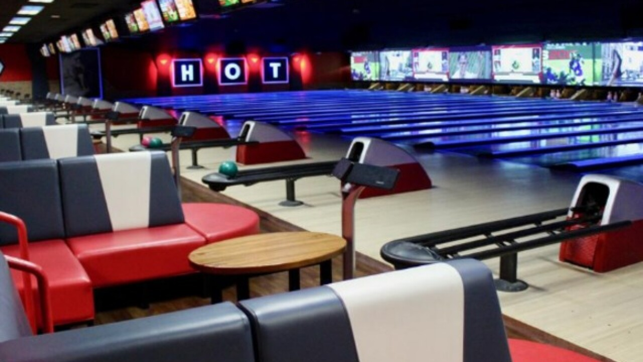 Tosa bowling alley receives $1 million upgrade