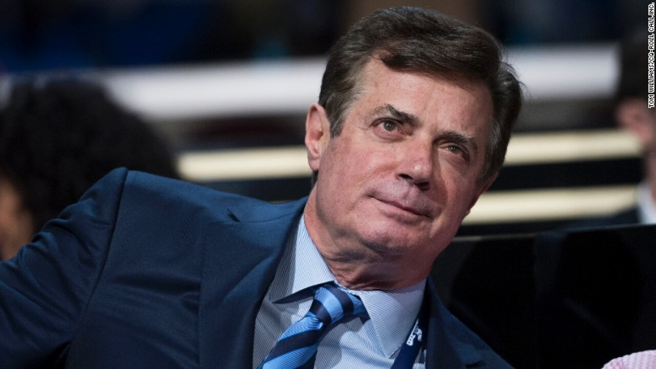 Manafort to serve 7.5 years in prison for federal crimes