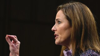 Amy Coney Barrett's Supreme Court confirmation hearing to wrap up today