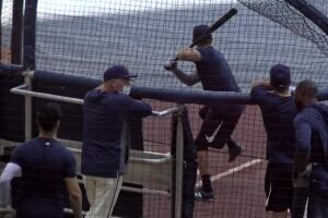 Two Milwaukee Brewers players test positive for COVID-19 prior to intake