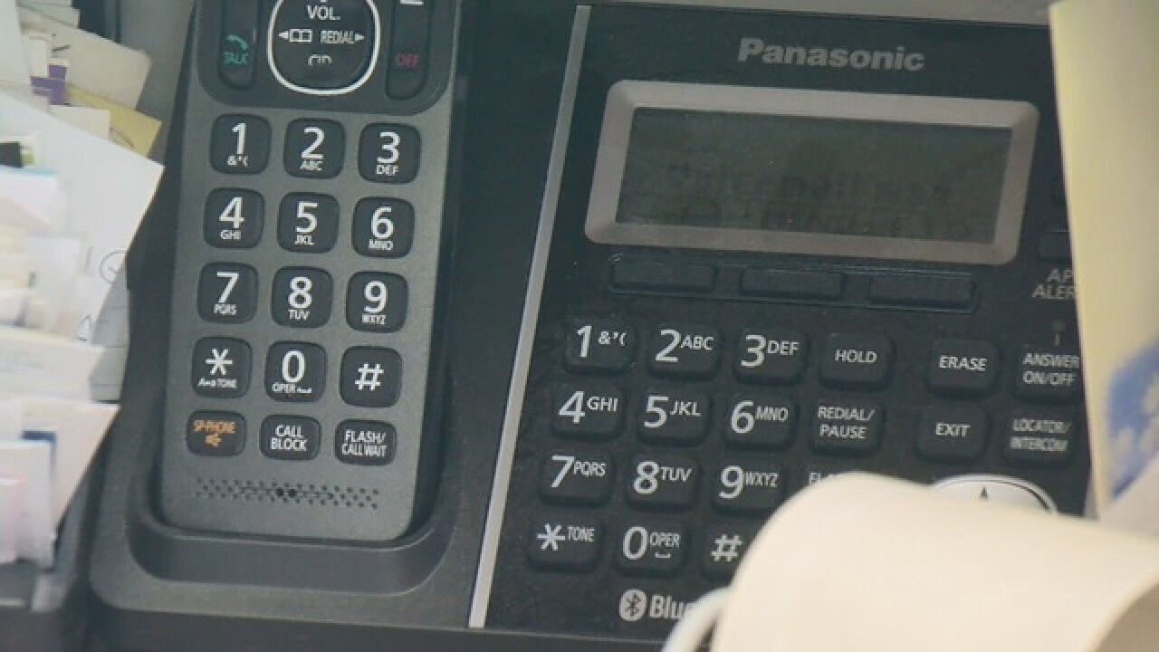 Phone scammers can fool your Caller ID