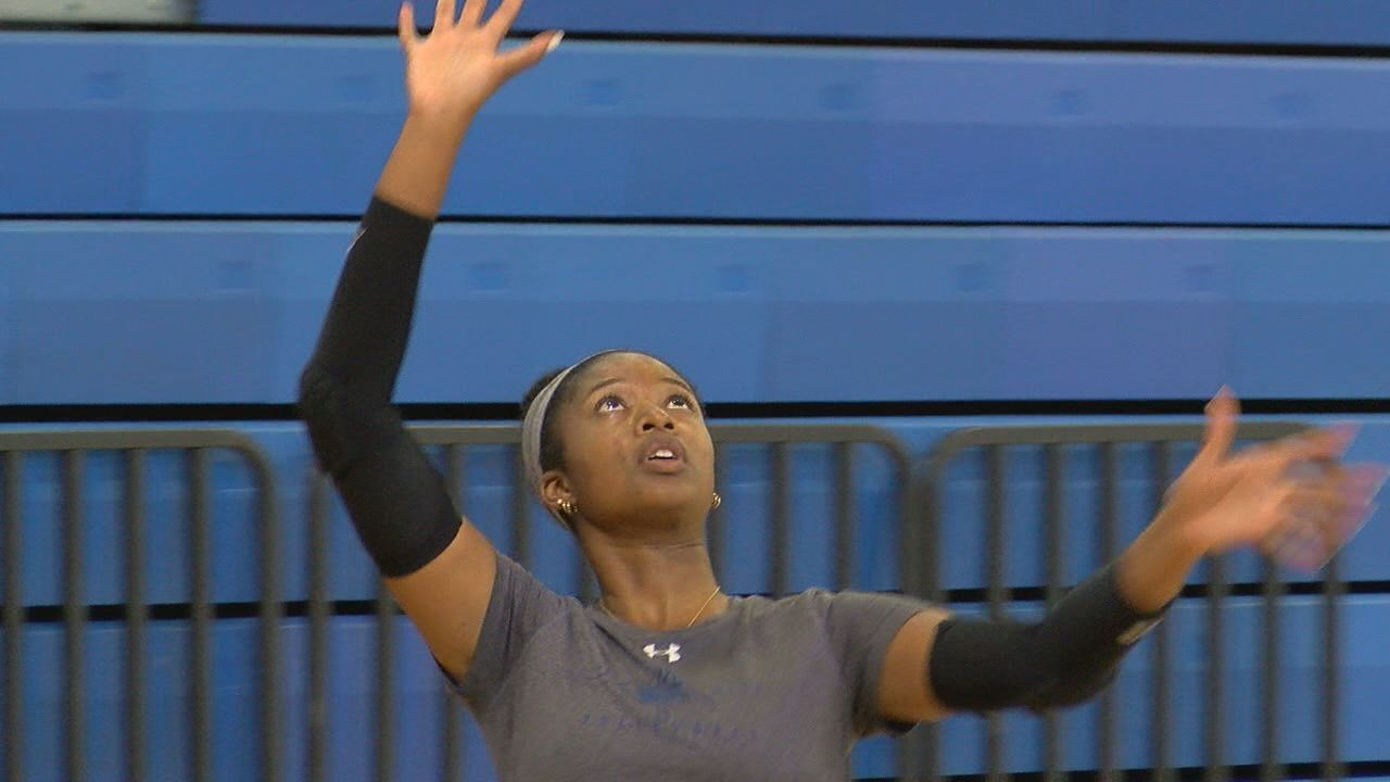 Maclay volleyball standout expands game with trip overseas
