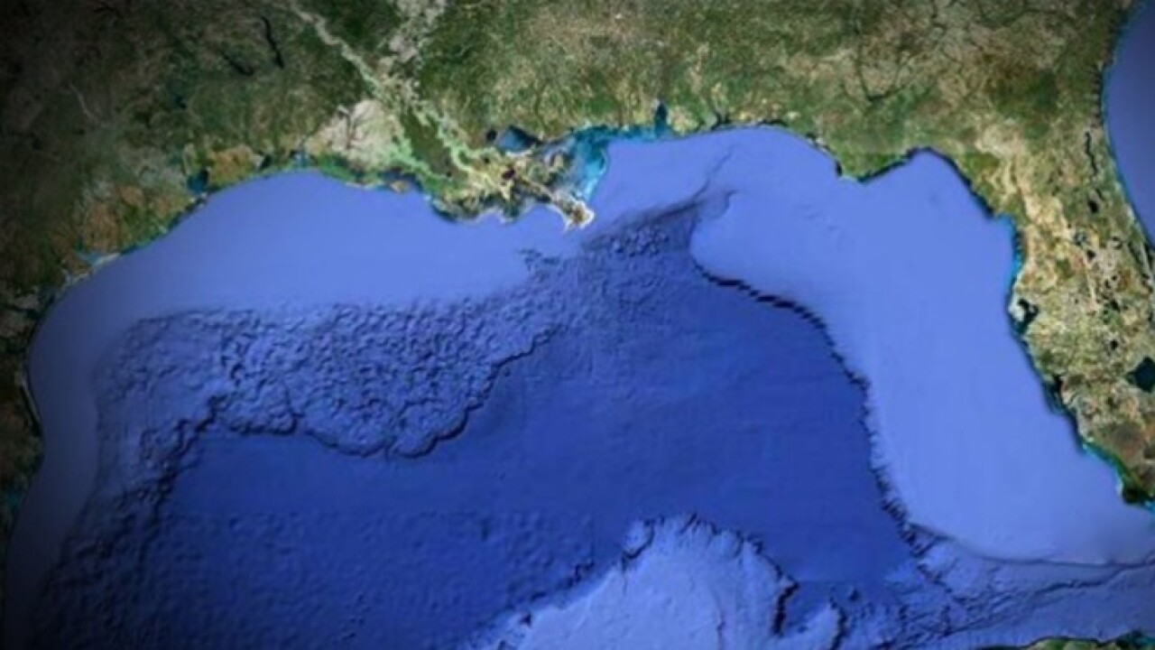 Flooding makes big 'dead zone' off Louisiana coast likely