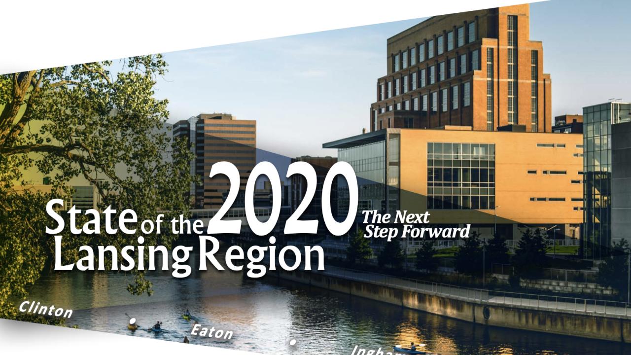 Report takes in-depth look at Lansing region's economic health