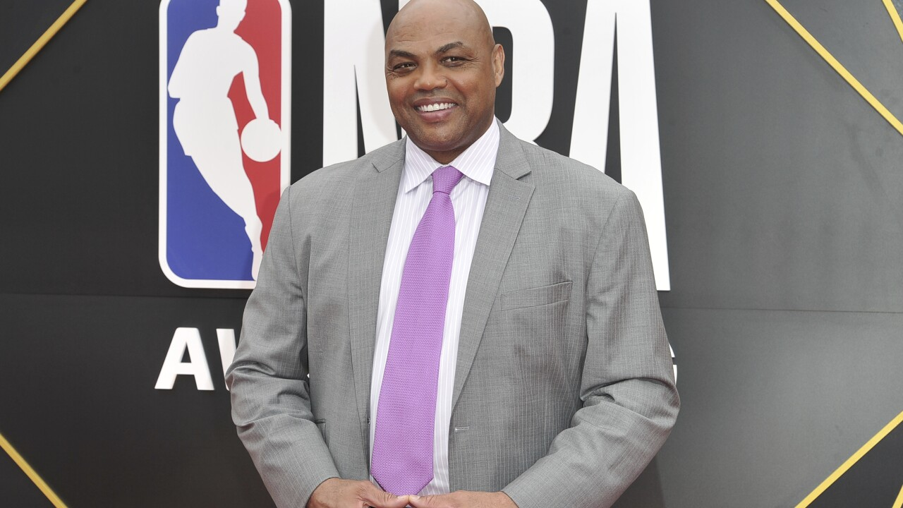 Charles Barkley tells Pence to 'shut the hell up' over criticizing NBA for China controversy