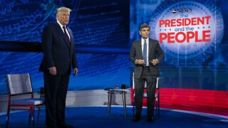 Donald Trump, George Stephanopoulos