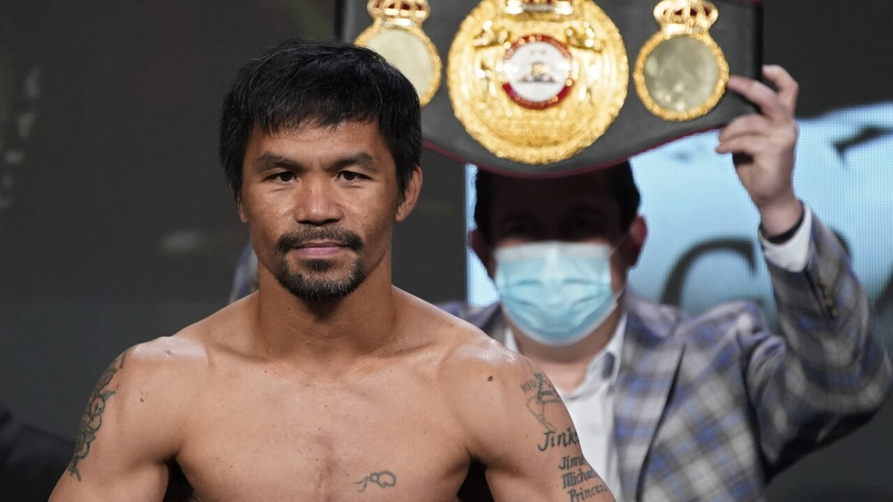 Philippines Pacquiao