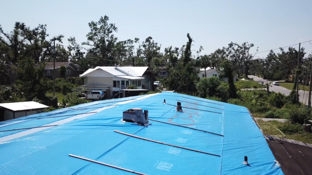 Hurricane Michael hit Florida in 2018. Some communities are still waiting for recovery relief
