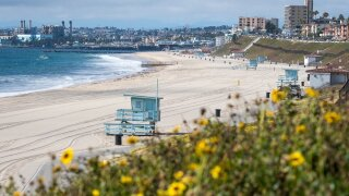 Los Angeles County Beaches