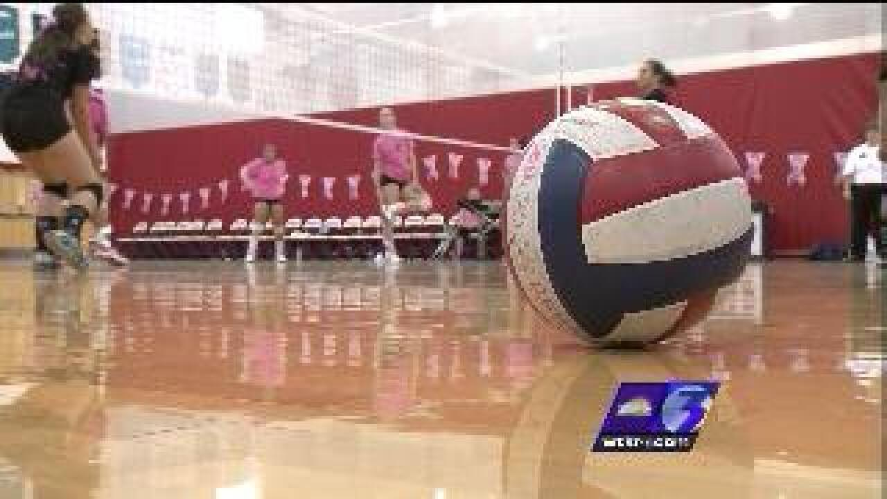 Student Athletes of the Week: Volley for a Cause