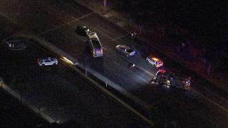 Pedestrian struck, killed in Glendale